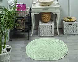 """<b>Коврик</b> для ванной комнаты """"<b>Debora</b>"""", 60х100 см, цвет: ментол ..."""