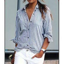 новый модный женщин дамы свободного повседневный блузка с ...