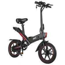<b>DOHIKER</b> Y1 <b>Folding Electric Bicycle</b> 350W 36V Waterproof Electric ...