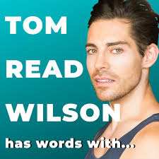 Tom Read Wilson has words with...