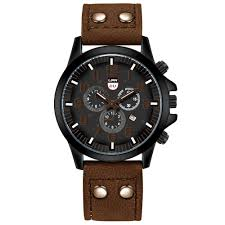 <b>LIANDU Men's</b> Military <b>Fashion</b> Casual Watch | Shopee Malaysia