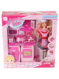 <b>Кухня</b> с куклой <b>VELD</b>-<b>CO</b> 6269849 в интернет-магазине ...