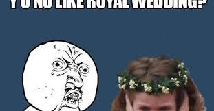 The Royal Wedding's Best Meme? We Pick Frowning Flower Girl via Relatably.com