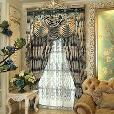 luxurious chic curtains for living room in elegant chic living room curtain