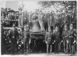 「how the liberty bell carried」の画像検索結果