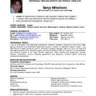 cover letter template for  proper resume format  arvind coresume template  professional resume format for senior management position proper resume format examples  proper