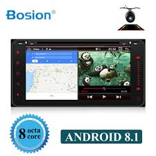 2019 <b>Bosion</b> 2 Din <b>Android 8.1 Car</b> Radio Gps For Toyota Old ...