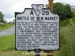 「Battle of New Market」の画像検索結果