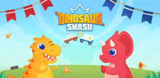 Dinosaur Smash: Driving games for kids - Apps on Google Play