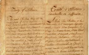 「Treaty of Amity and Commerce (United States–France)」の画像検索結果