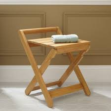 Small Bathroom Stools Pallet Wood Top Small Bathroom Bench With Shelf Elegant Homes