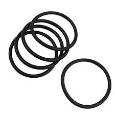5 <b>Pcs 70mm Outside</b> Dia 5mm Thick Sealing Oil Filter O Rings Gaskets