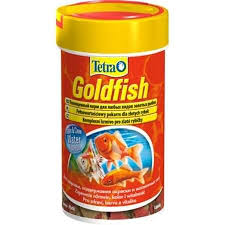 <b>TETRA Goldfish</b> - <b>корм</b> в хлопьях для всех видов золотых рыбок