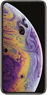 Мобильный <b>телефон Apple iPhone</b> XS 64GB (серебряный)