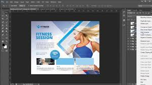 business flyer template photoshop tutorial business flyer template photoshop tutorial
