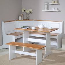 three piece dining set: ardmore breakfast nook set this three piece