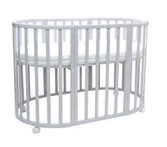 9 990 ₽ Кроватка детская <b>Everflo</b> Allure Gray ES-008, ПП100004142