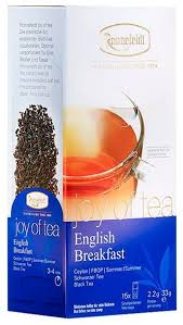 <b>Чай</b> черный Ronnefeldt Joy of <b>Tea English Breakfast</b> в пакетиках ...