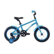 <b>Велосипед Stark</b>'<b>20 Foxy</b> 14 Boy голубой/белый - купить по ...