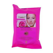 Купить <b>Салфетки влажные</b> для снятия макияжа «<b>Premial</b> ...
