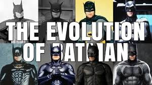 <b>BATMAN</b> - The evolution of the <b>superhero movie character</b> - YouTube