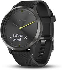 Garmin vívomove HR, Hybrid Smartwatch for Men and ... - Amazon.com