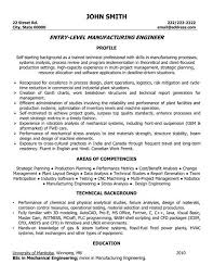 Electrical Engineering Cover Letter Examples Management Cover