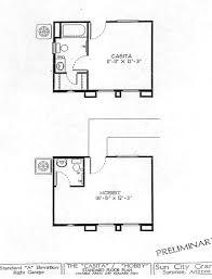 Del Webb Sun City Grand Casita guest house Floor Plan Model Home    Del Webb Sun City Grand Casita guest house Floor Plan Model Home House Plans Floorplans Models