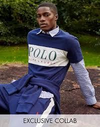 <b>Ralph Lauren</b>   Купить мужские футболки, <b>поло</b> и джинсы   ASOS
