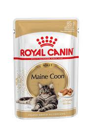 <b>Royal Canin влажный корм</b> для взрослой кошки породы Мэйн Кун ...