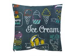 Декоративная подушка Мороженое купить в Санкт-Петербурге в ...