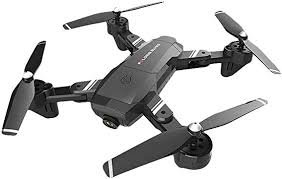 TwoCC <b>Drone</b>, <b>S6 Folding Drone</b> 2.4Ghz 4Ch 1080P WiFi Aerial ...