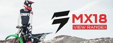 Shift <b>Motocross</b> Gear - <b>Motorcycle Accessories</b> Supermarket