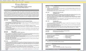 example of a well written resumes template example of a well written resume