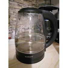 Отзывы о Электрический <b>чайник Scarlett SC-EK27G67</b>