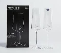 Купить <b>набор бокалов для шампанского</b> astoria, размер ...