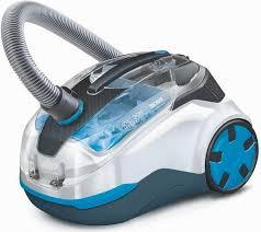 <b>Пылесос Thomas DryBox</b> + <b>AquaBox</b> Parkett, цвет: белый, голубой ...