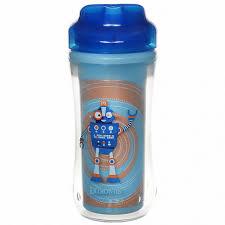 """<b>Чашка</b>-<b>термос без носика</b> """"Dr.Brown's"""", цвет: синий (300 мл ..."""
