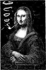 mona lisa replicas and reinterpretations