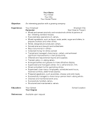 bartender resume examples samples cipanewsletter sample bartending resume examples of resumes sample bartender
