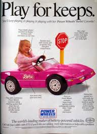 Image result for 80s barbie vette