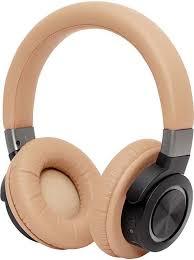 Беспроводные <b>наушники Rombica Mysound</b> BH-07, коричневый
