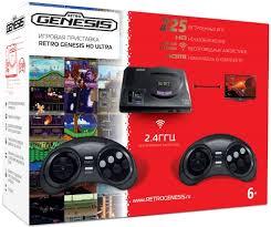 <b>Игровые приставки Retro</b>-genesis: купить игровую консоль ...