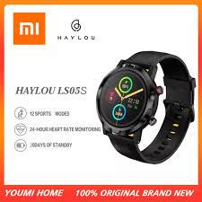 【Global Version】Original Xiaomi <b>Haylou LS05S Smart</b> Watch IP68 ...