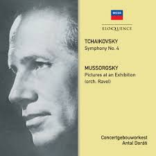 Tchaikovsky: Symphony No. 4 / <b>Mussorgsky</b>: Pictures At An Exhibition