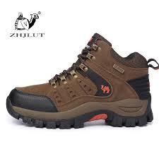 Brand <b>Men's Hiking Shoes</b> Anti Skid Mountain Climbing <b>Boots</b> ...