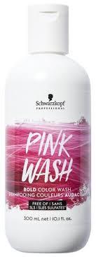 Купить <b>Schwarzkopf Professional шампунь</b> ColorWash, розовый ...