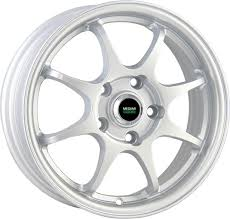 <b>Megami MGM</b> 4 <b>6x15</b>/<b>4x100</b> ET50 <b>D60</b>.<b>1</b> S|Wheels| - AliExpress