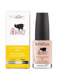 Shop <b>KINETICS Nano Rhino</b> Nail Treatment Clear online in Riyadh ...