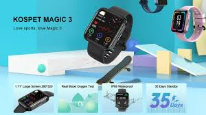 <b>KOSPET MAGIC 3</b> new 2021 version with more screen and IP68 ...